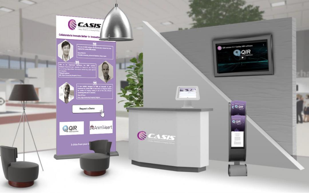 ECR 2020 Online (7月15日~19日)